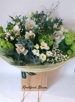 Majestic hand tied bouquet