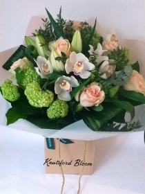 Glamorous Hand tied bouquet