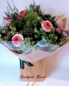 Mothers favourites Hand tied bouquet