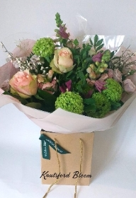Cherished hand tied bouquet
